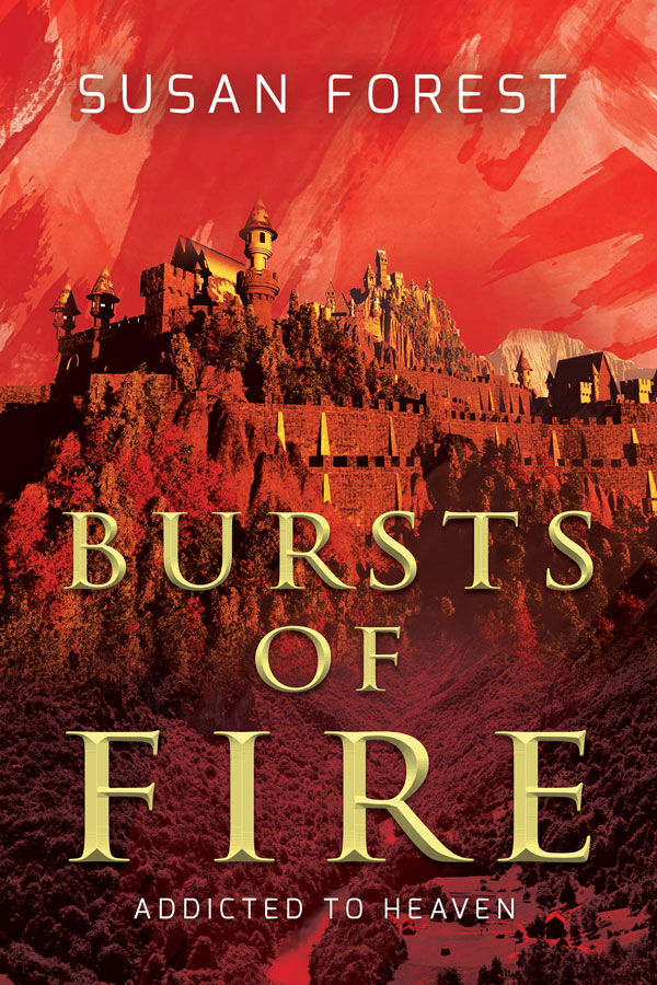 BURSTS OF FIRE by Susan Forest | Laksa Media Books